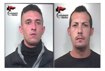 Medico rapinato a Campobello: I Carabinieri arrestano due castelvetranesi