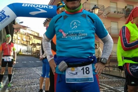 """Quattordici atleti della  Pol. Marsala doc alla  """"Mezza"""" di  Gela . Michele D'Errico 1°nella SM60 ALLA """"100 km dei due mari"""""""