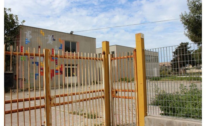"""Riqualificazione dell'ex scuola """"Cosentino"""": il sindaco presenta istanza per accedere ai fondi di Stato."""