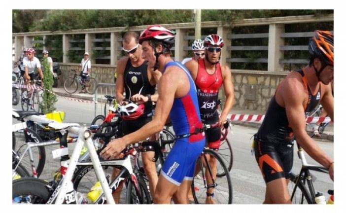 """Marco Parrinello vince il """"Triathlon Olimpico Città di Palermo"""""""