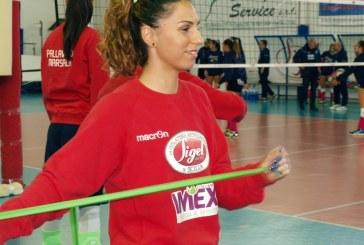 """Volley – Claudia Marinelli: """"A Marsala mi trovo bene e faremo grandi cose"""""""