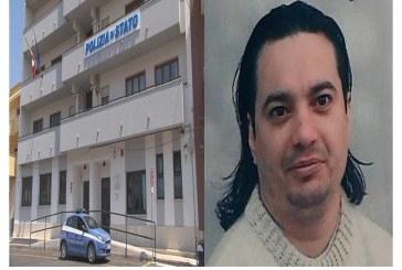 Arrestato pregiudicato mazarese per resistenza a Pubblico Ufficiale, danneggiamento aggravato e lesioni personali dolose a due agenti della Polizia di Stato.