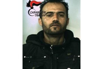 Inseguimento per le strade di Castelvetrano . I Carabinieri arrestano un pluripregiudicato tunisino .