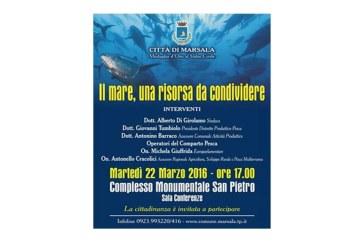 Marsala. Convegno sulla pesca dell'europarlamentare Giuffrida e dell'assessore regionale Cracolici