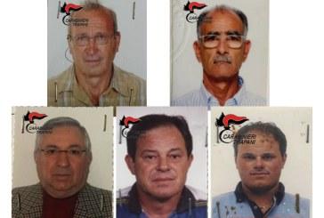 """Operazione antimafia """"Cemento del Golfo"""". I Carabinieri arrestano 5 persone"""