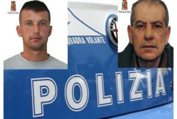 Marsala. La Polizia arresta Russo e Licari.