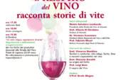STRADA DEL VINO DI MARSALA Convegno: Il respiro del vino racconta storie di vite.