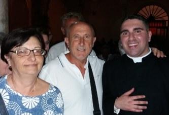 A Marsala Sud ( Strasatti) abbiamo un nuovo Presbitero,