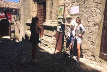 """Fa tappa ad Erice il festival itinerante """"CinemadaMare"""" Nel borgo medievale film e produzione"""