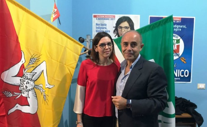 Silvia Calvanico incontra Imprenditori agricoli, Armatori e Pescatori del territorio