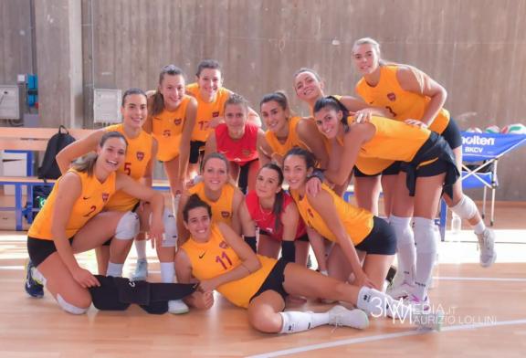 La nostra avversaria: Acqua & Sapone Roma Volley Club     25/10/2019
