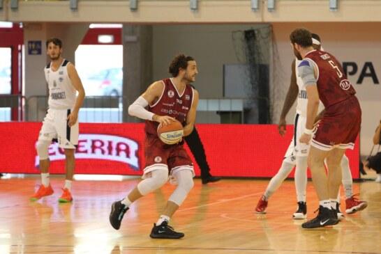 Eurobasket Roma vs 2B Control Trapani 65-84