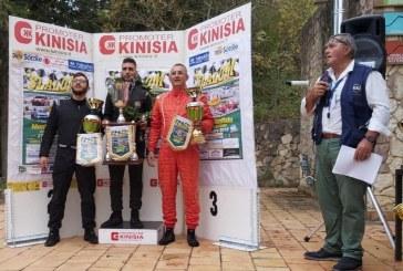 Girolamo Ingardia vince lo Slalom Monte Bonifato – Città di Alcamo