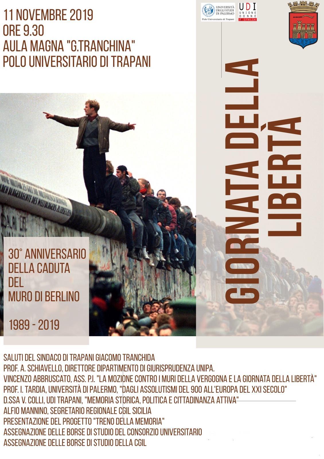 11 novembre Giornata della Libertà
