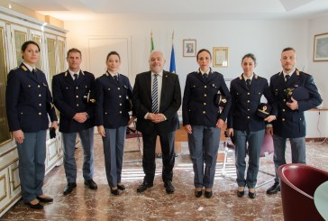 Trapani: assegnati alla Questura sei nuovi Vice Ispettori