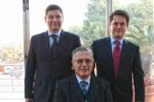 IL CORDOGLIO DELL'AMMINISTRAZIONE E DEL CONSIGLIO COMUNALE PER LA MORTE DEL CAVALIERE AURELIO OMBRA