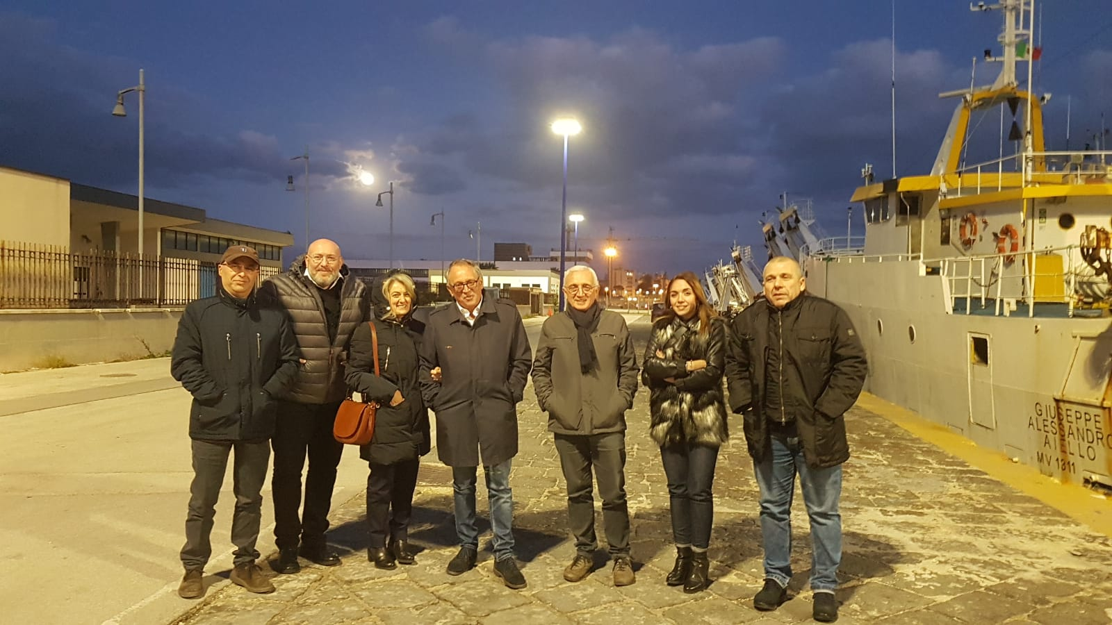 Sviluppo di servizi e attività per il porto di Mazara del Vallo. Incontro fra UVAC-PIF (Ministero della Salute) e C.I.F.A. Trapani