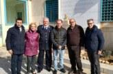 """DELEGAZIONE DEL MOVIMENTO CINQUE STELLE  IN VISITA ISPETTIVA ALLA CASA CIRCONDARIALE """"PIETRO CERULLI"""" DI TRAPANI"""