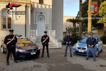 OPERAZIONE CONGIUNTA DI CARABINIERI E POLIZIA. IN CINQUE IN MANETTE PER FURTO