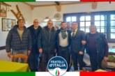 POLITICA: ANCHE A SAN VITO LO CAPO SI COSTITUISCE FRATELLI D'ITALIA