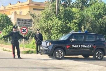 MAZARA DEL VALLO: SORPRESI AD UN RAVE PARTY, 37 DENUNCIATI DAI CARABINIERI