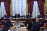 IL CONSIGLIO COMUNALE APPROVA  UNA PROROGA DI VARIANTE URBANISTICA Annullata su disposizione del Presidente Sturiano la seduta di domani, mercoledì 11 marzo