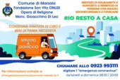 SERVIZIO DI SOLIDARIETA' E SUPPORTO PER FAMIGLIE DISAGIATE CAMBIA IL NUMERO TELEFONICO DEDICATO. è LO 0923993111